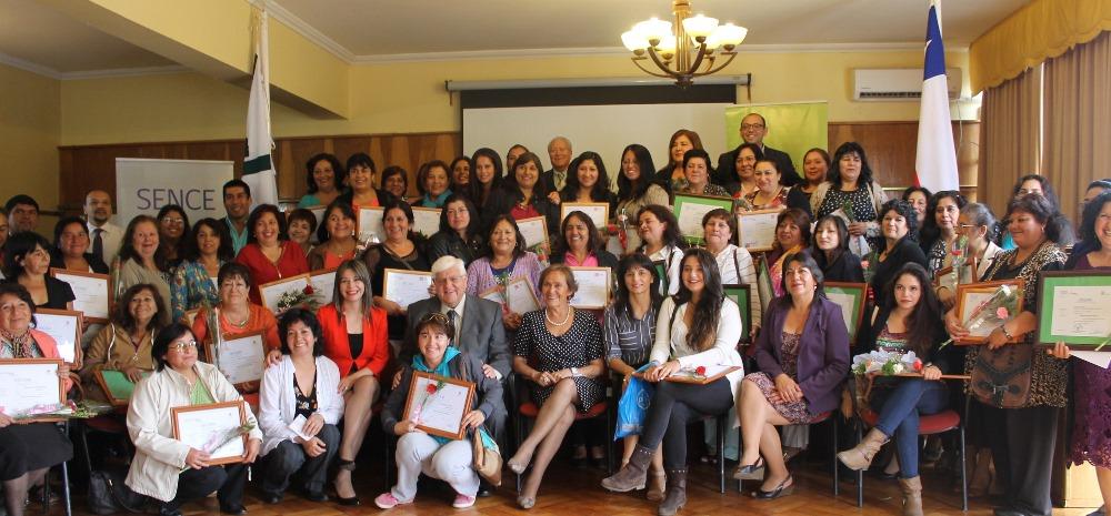 La unión y Río Bueno cuentan con más de 150 personas capacitadas por el Sence en distintos oficios