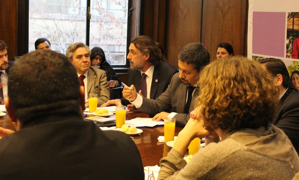 Partió la IV Reunión de responsables de políticas de empleo de personas con discapacidad en Iberoamérica